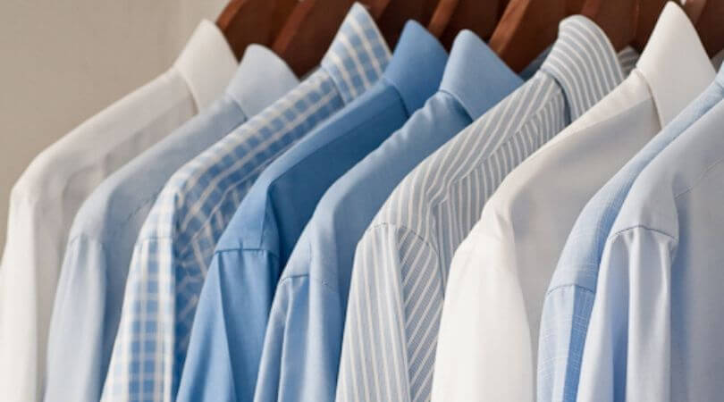 CLUSIER why a man needs 21 shirts