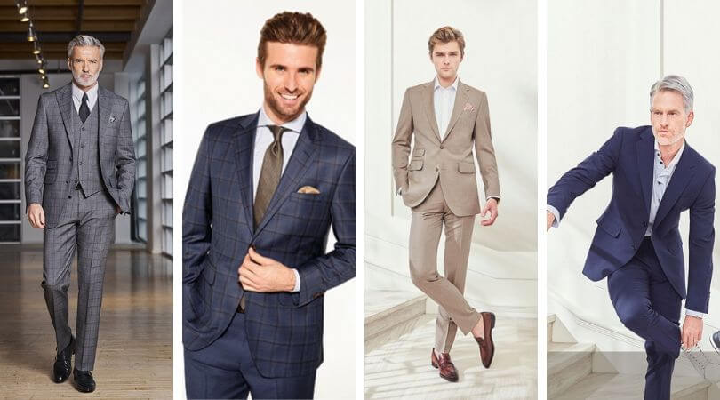 Spring clean your suits