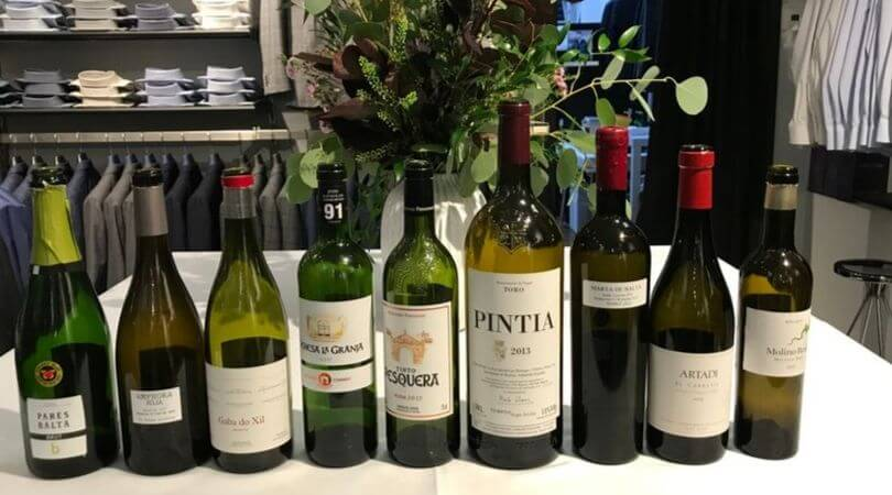 CLUSIER Wine Club Tasting