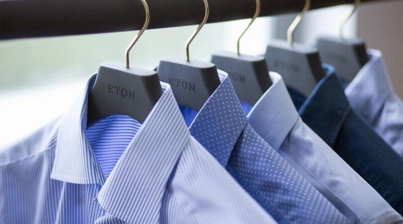ETON shirts CLUSIER