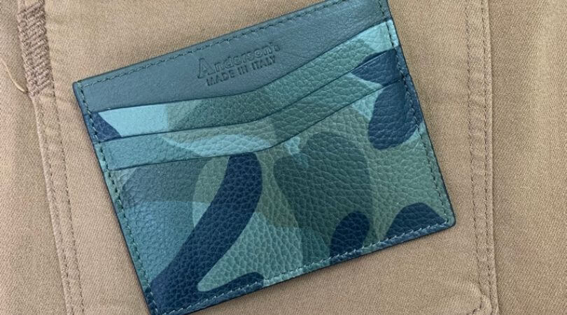 Anderson's card holder CLUSIER