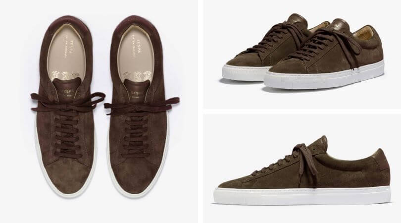 ZSP4.HGH SUEDE MILITAIRE